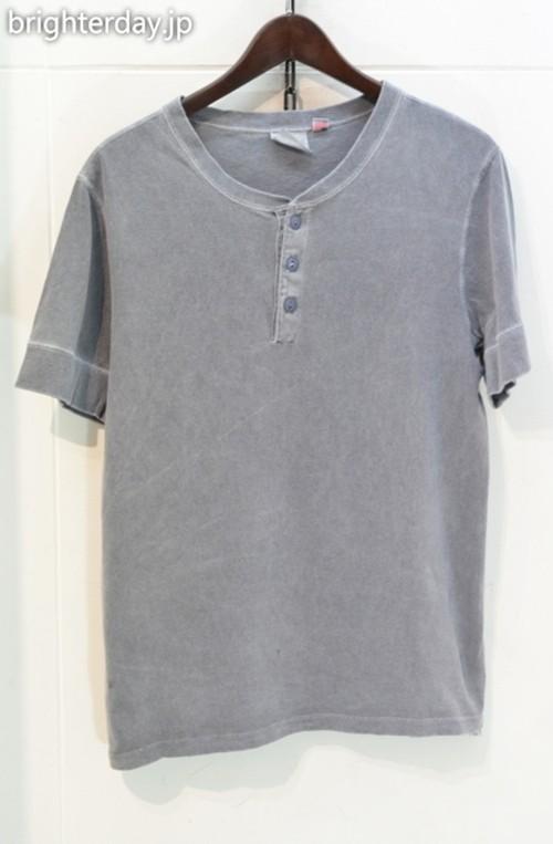 FREAK'S STORE ヘンリーネックTシャツ