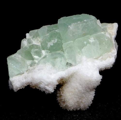 ※SALE※ 蛍石 フローライト クォーツ コロラド州産 原石 46,3g FL137 鉱物 天然石 パワーストーン