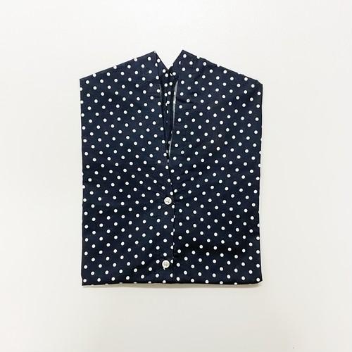 水玉Vネックシャツ[56425]