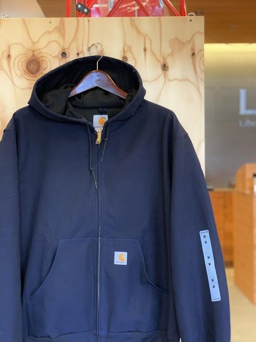 CARHARTT Duck Thermal-Lined Active Jacket DARK NAVY