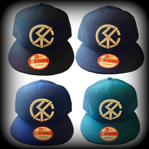 CIRCLE LOGO SNAPBACK CAP (NEW ERA 9FIFTY)