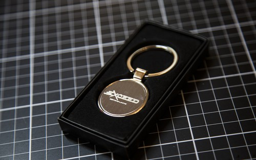 EXCEED Key Ring