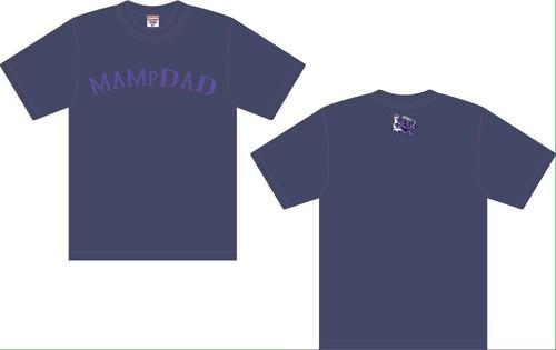BANNINGS × MAMfDAD Arch Logo T-shirt