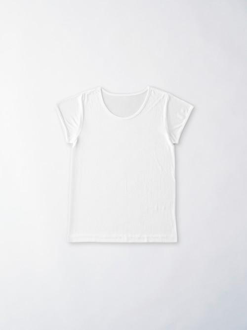 正絹シルク フレンチスリーブインナー(NT-330)