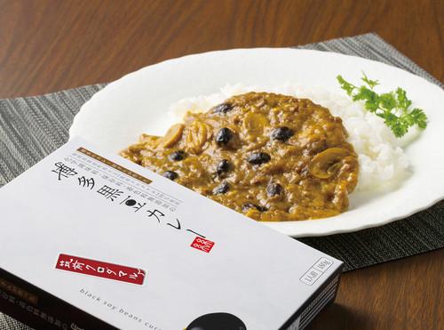 【お試し送料無料】博多黒豆カレー2箱セット