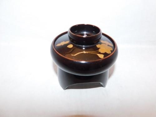 漆の盃台 Urushi lacquer ware sake stand