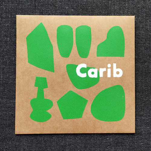 """MIX CD """"Carib"""" selected by icchie"""