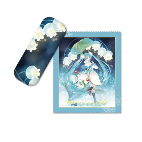 メガネケースセット(KEI Snow Bell)