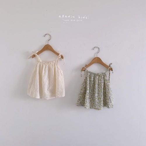 【予約販売】camisole-tops〈aladin kids〉
