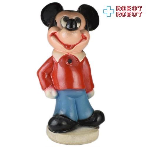 ディズニー ミッキーマウス 陶器製 セラミック バンク メキシコ