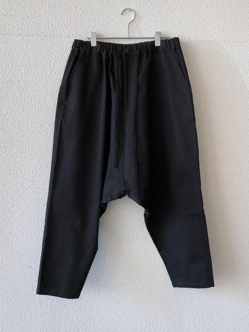 【19033】SAROUEL LONG PANTS (BLACK)