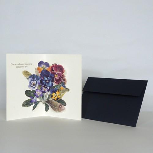 "greeting card""Viola"""