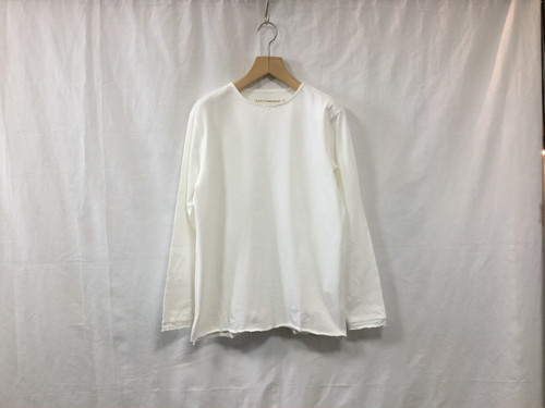 "CURLY""BLENDERL LS BOAT TEE WHITE"""