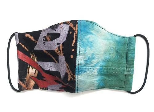 【COTEMER マスク 日本製】BAND × TIE DYE MASK M0417011