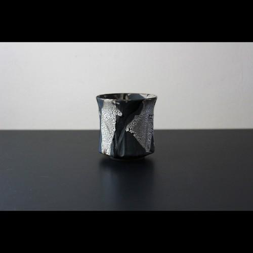 革新的で唯一無二を追求する 陶芸作家【高橋 泰明 TACERA】梅華皮流彩 カイラギリュウサイ ぐい呑