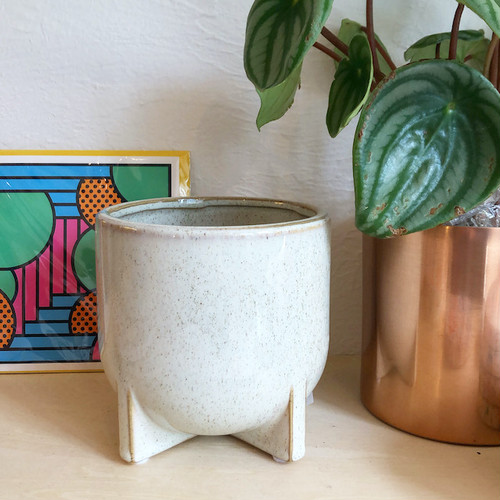 "ceramic pot FARM ""Therese 12PS"" 鉢カバー"