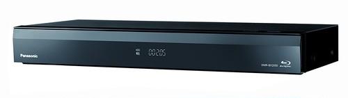 パナソニック 2TB 7チューナー ブルーレイレコーダー 全録 6チャンネル同時録画 4Kアップコンバート対応 全自動 おうちクラウドDIGA DMR-BX2050