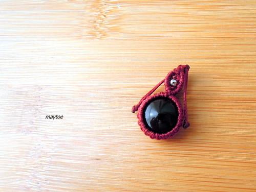 モリオン*財布とかにしまえるちょっとしたお守り&魔除けに