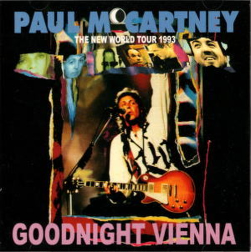 PAUL McCARTNEY / GOODNIGHT VIENNA