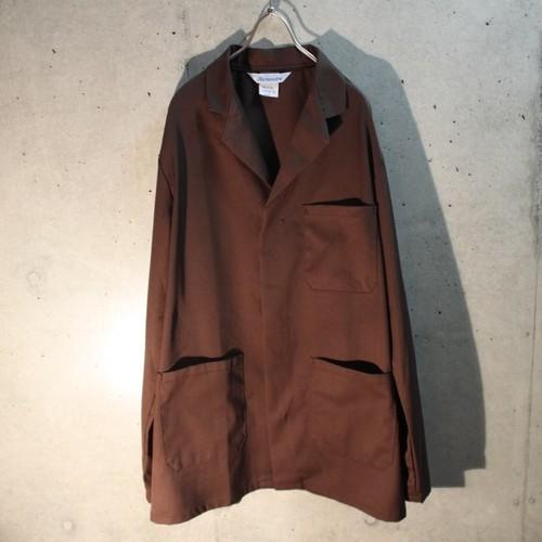 UK work shirt jacket
