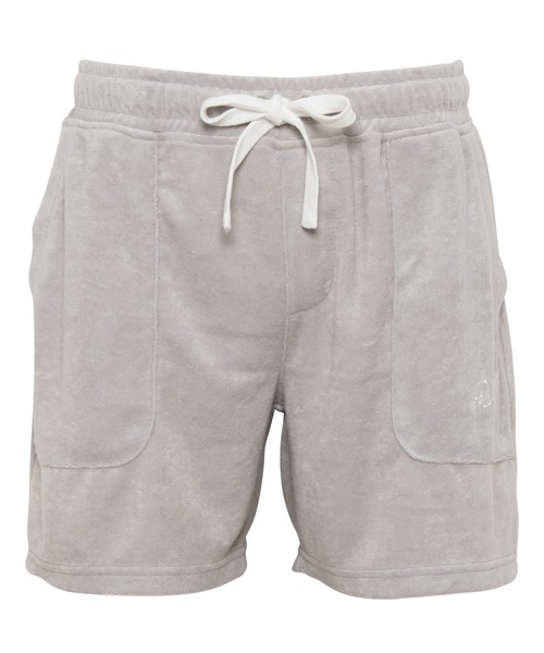 COTTON PILE SHORTS[REP099]