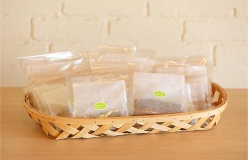 よもぎ入り!ひのき酵素温浴パック ( 20袋+5袋サービス )