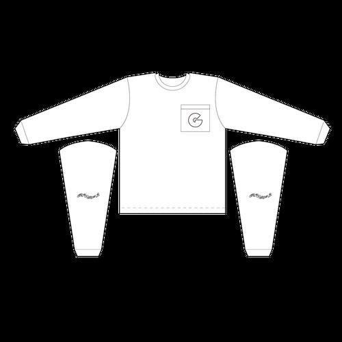 Group2ロゴTシャツ(ホワイト)