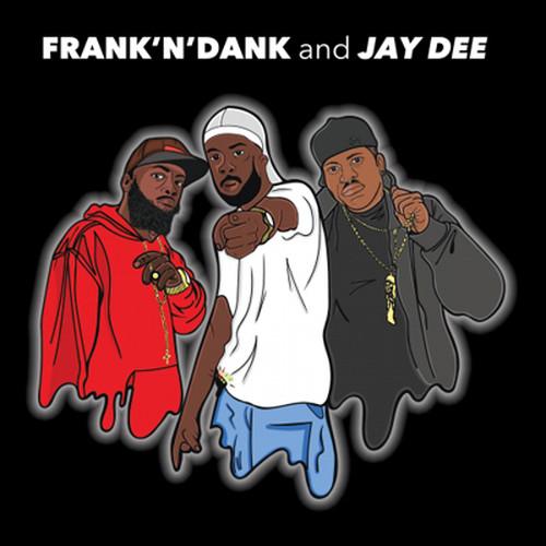 "【12""】FRANK'N'DANK & JAY DEE - THE JAY DEE TAPES"