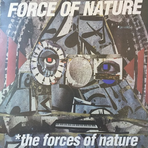 Force Of Nature ‎– The Forces Of Nature