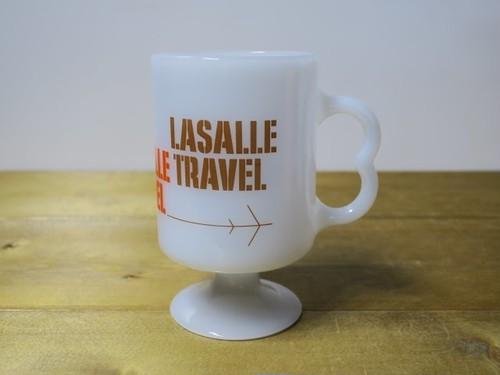 Federal 9オンス フッテッドマグ LASALLE TRAVEL