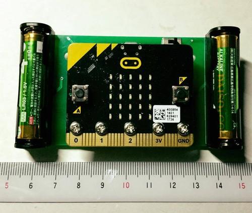 Micro:bitスイッチ-コントローラー基板モジュール