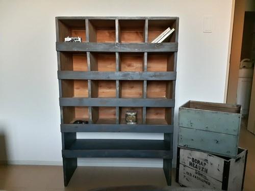 vintage shelf〔受注製作〕