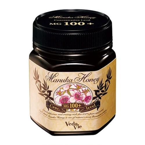 マヌカハニー MG100+ 風邪対策 喉 健康 ヴェーダヴィ 蜂蜜