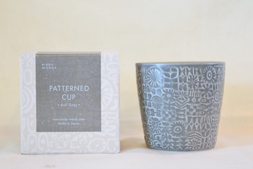 PATTERNED CUP