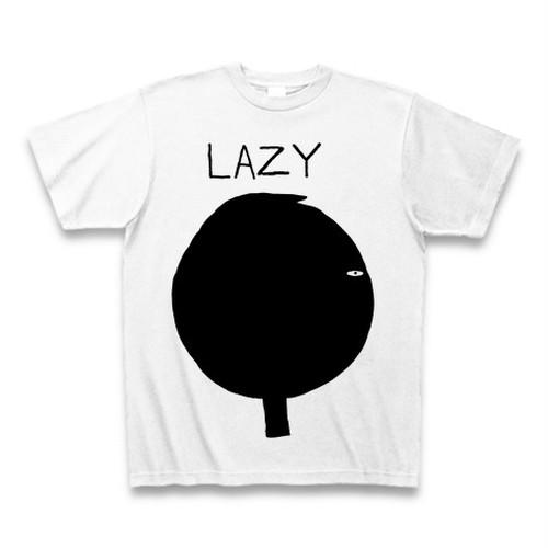 LAZY シルエットTシャツ