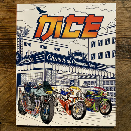 DicE magazine issue #86