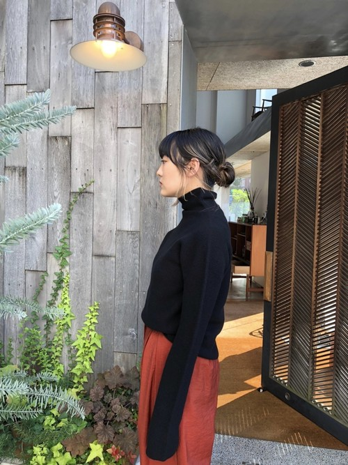 【20AW】Christian Wijnants クリスチャン・ワイナンツ / High neck knit