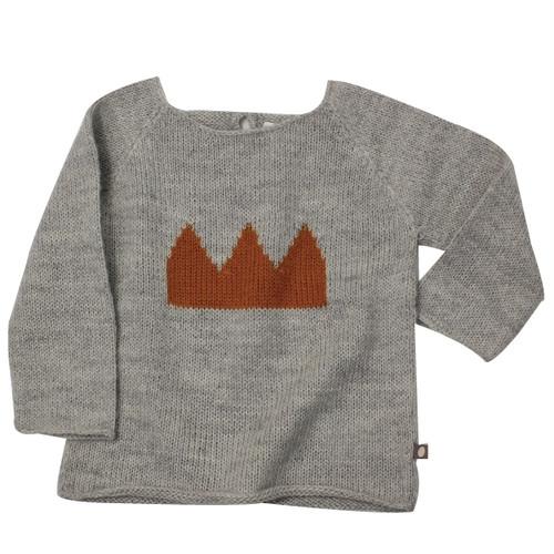 Oeuf Crown  Sweater (12m)