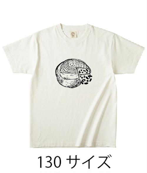 オーガニックコットン天竺オリジナルTシャツ(キッズサイズ)