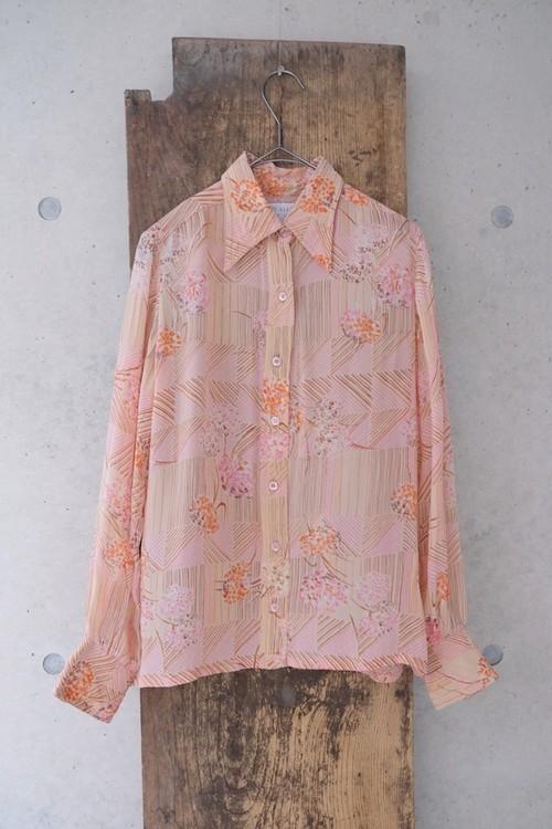 vintage/Tender September blouse.
