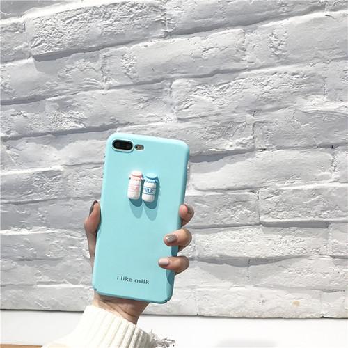【新作10%off】milk & coffee iphone case 2877