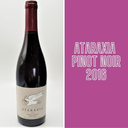 【送料無料】アタラクシア ピノノワール / Ataraxia Pinot Noir2016【冷蔵便】