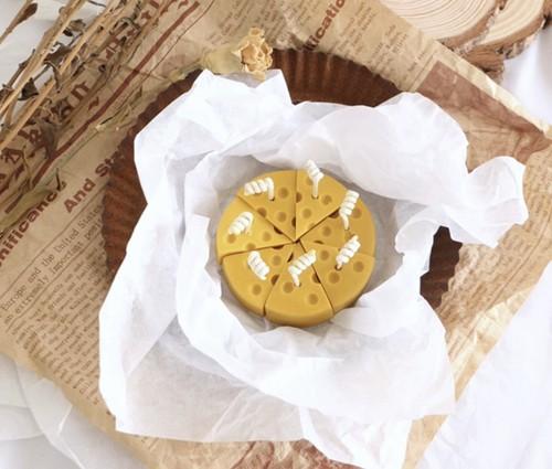 チーズキャンドル7こセット