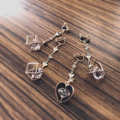 【gold accessory】一点のみ Heart