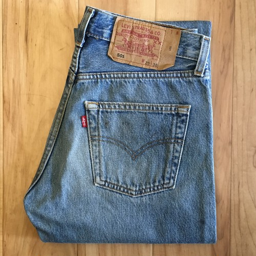 EURO Levi's 501 W29 inch <USED>