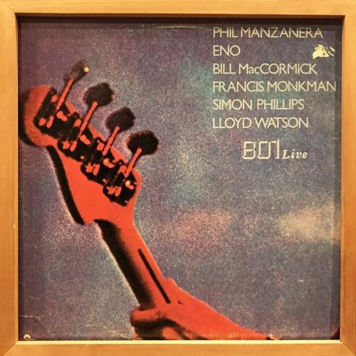 801(P.Manzanera/Eno/B.MacCormick/F.Monkman/S.Phillips/L.Watson) – Live (LP)