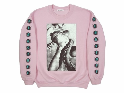 """OCTOPUS"" SWEAT PINK"