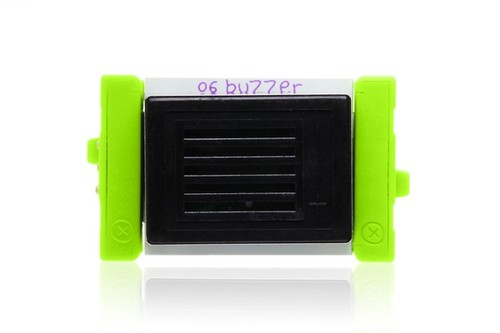 littleBits O6 BUZZER リトルビッツ ブザー【国内正規品】
