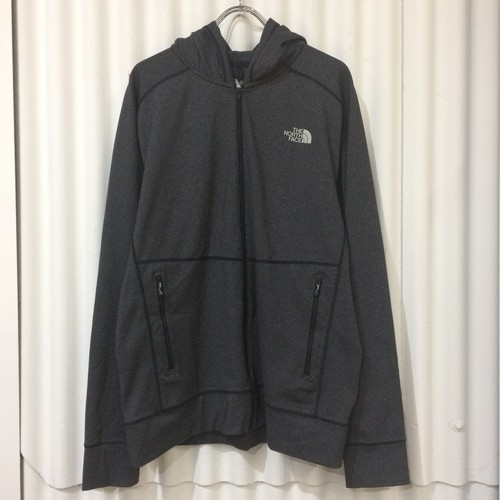 THE NORTH FACE ジップアップパーカー size:XL