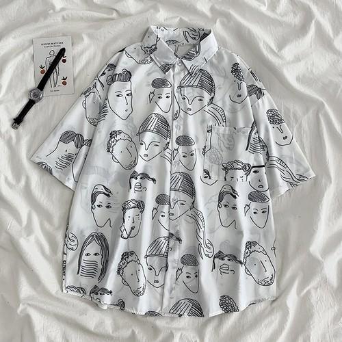 夏 新作 カジュアル POLOネック 半袖 ポケット付き 可愛い シンプル シャツ・トップス